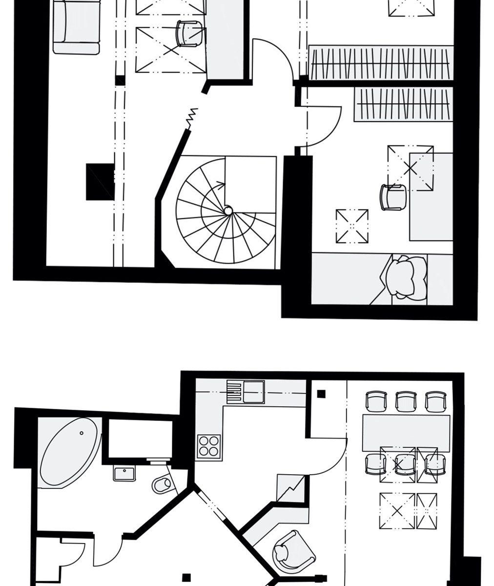 Rezidence Na Švihance, D22