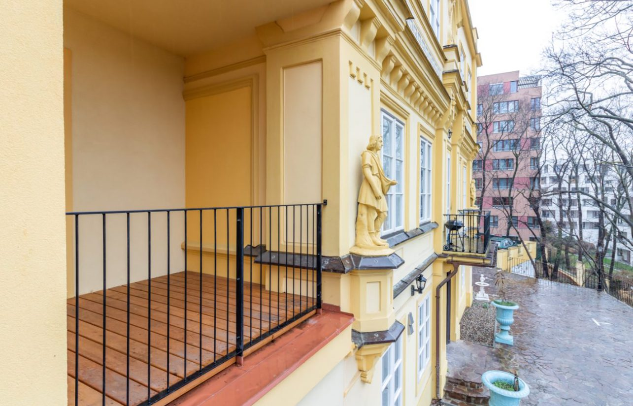 Rezidence Musílokova, H17