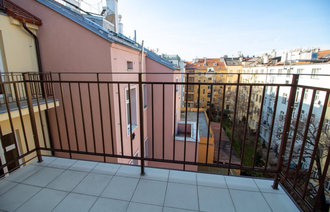 Rezidence Svornosti, byt R21