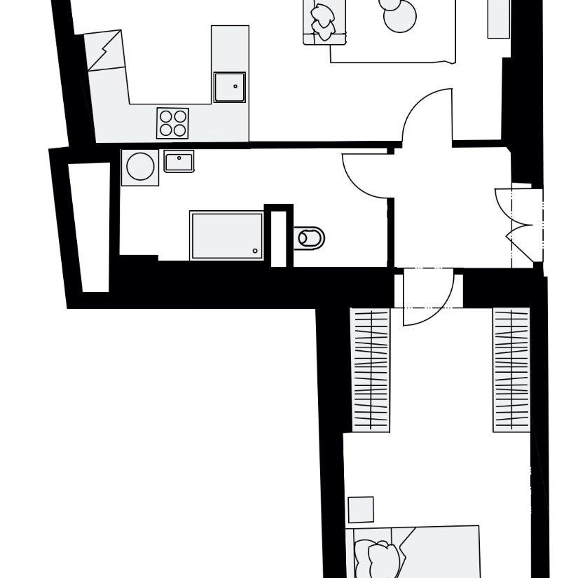Rezidence Mlynářská 4, byt A4