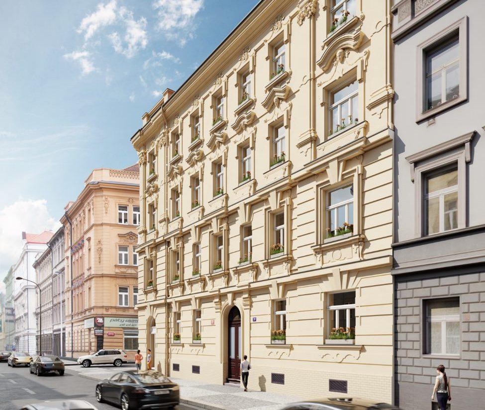 Rezidence Svornosti 27
