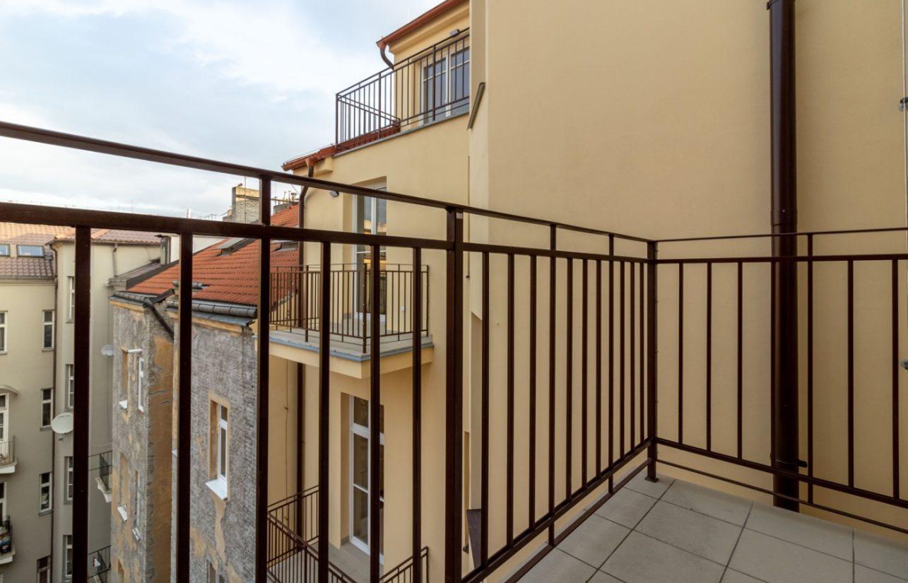 Rezidence Svornosti, byt R22
