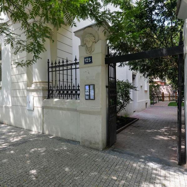 Rezidence Křižíkova 457