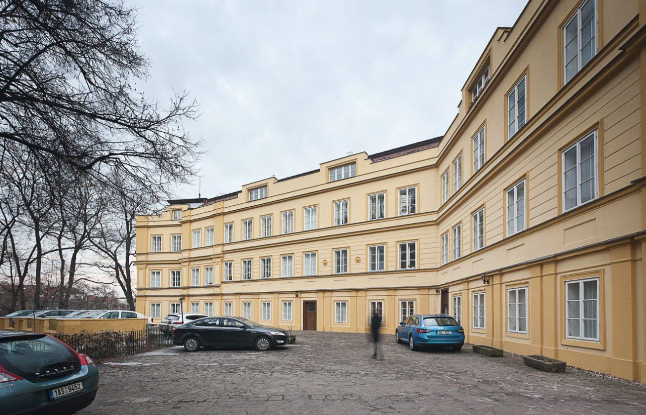 Rezidence Musílkova