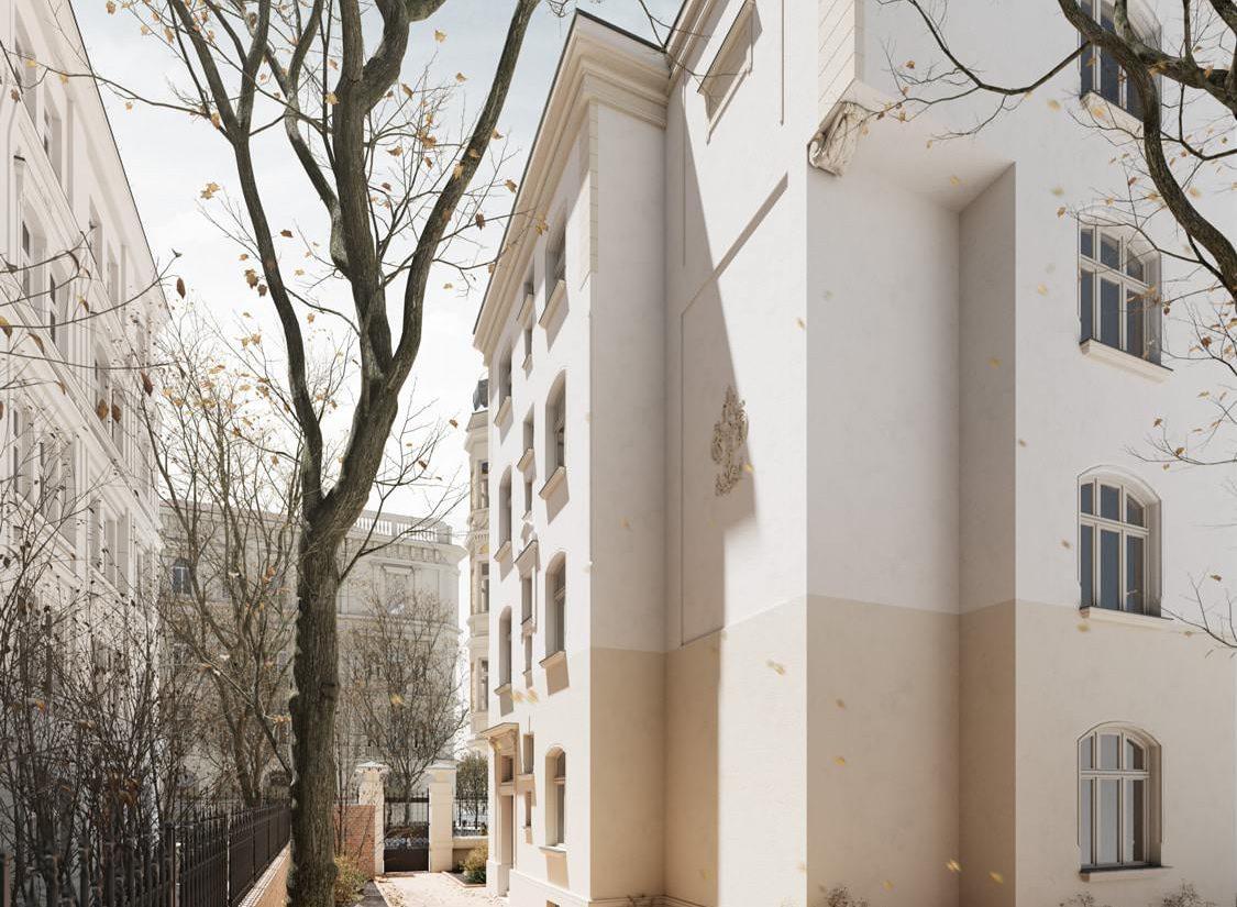 Rezidence Křižíkova